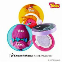 THE FACE SHOP Tone Up Cushion Trolls Edition