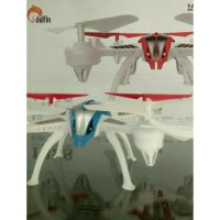 Drone Quadcopter DOLFIN DF1328 4CH 6 Axis Gyro 2.4GHz (Non Camera)