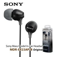 Handsfree / Headset / Earphone Sony MDR-EX15AP Original