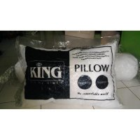 Bantal dan Guling LatEx KING Bahan Dacron