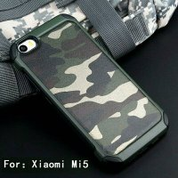 Military Rugged ARMY Xiaomi Mi5 Mi 5 Pro Camo Tough Case Bagikan : Xiaomi Mi 5 / Mi 5 P...