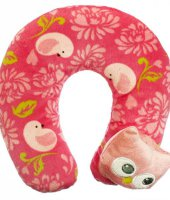 Bantal Leher Kolaco Baby Neck Pillow Owl