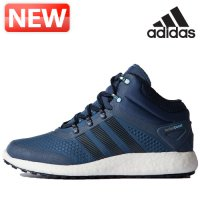 Adidas running shoes AD-M18568 CH rocket boost mid-cut women's shoes Casual Shoes High Top Sneaker running shoes wokinghwa