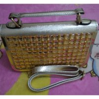 [BIG PROMO] PARTY BAG WOMEN - GOLD