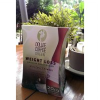 Dollee Green Coffee Weight Loss Kopi Hijau Diet Lemak Pelangsing Tubuh