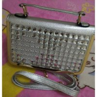 [BIG PROMO] PARTY BAG WOMEN - SILVER