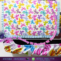 Cover Tv,Bando Tv,Tutup Tv Led/Lcd Motif Butterfly Colorfull