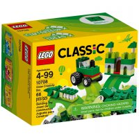 LEGO CLASSIC 10708 - Green Creative Box