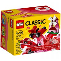 LEGO CLASSIC 10707 - Red Creative Box