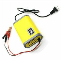 Alat Charge Aki Mobil Motor Portable 12v6A | motor Car Baterry Charger