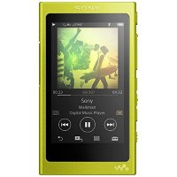 Sony Walkman with High Resolution Audio NW-A35 - Yellow