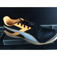 sepatu futsal puma invicto sala black yellow 2016 new original