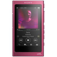 Sony Walkman with High Resolution Audio NW-A36 - Pink