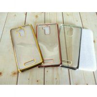 NobleCase Electroplated Asus Zenfone 3 Max ZC520TL Soft Back Case TPU