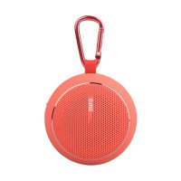 Xiaomi MiFa F1 Outdoor Portable Bluetooth Speaker with Micro SD - Merah Muda - P1704251