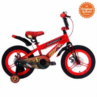 Element Sepeda Anak Marvel series Iron Man 12 inch