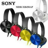 Headset Sony Extra Bass Mdr- Xb450Ap Headphone Sony Bass Extra HargaPrommo01