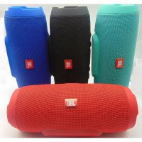 Hot Promo Speaker Aktif Speaker Bluetooth JBL Charge 3 Waterproof Portable Outdoor Subwoofer