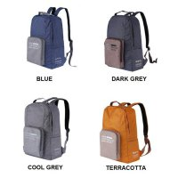 Tas Ransel Koper Lipat Foldable Backpack Luggage Travel Bag 20