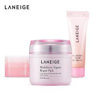 [LANEIGE] Multiberry Yogurt Repair Pack + Free Gift 279020166