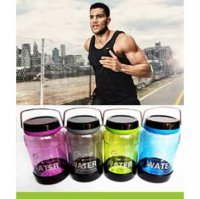 Botol Minum Sporty Model Lentera isi 800 ml Sport Water Bottle Olah Ra