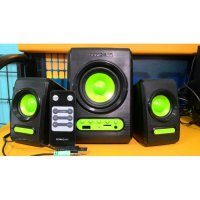 Hot Promo Speaker Aktif SONIC GEAR [ QUATRO V ] - Speaker + FM Radio, USB & Micro SD + Remote