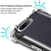 The Real Case Silicon Tebal Antishock 1.5MM For iPhone 5 6 7 8 X