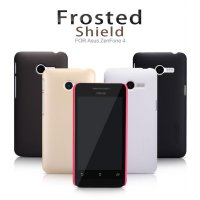 Nillkin Frosted Case Asus Zenfone 4 + Screen Guard