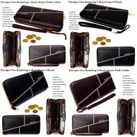 Dompet Resleting Style L Boais Neo Impor best seller KW