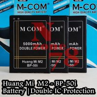 Baterai Huang Mi M2 Huangmi M2 BP-50i Double IC Protection