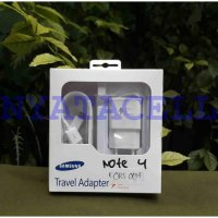 Charger Samsung 2A 15W Original OEM USB Fast Adaptive Note 4 5 S6