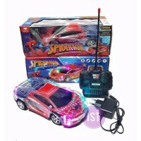 RC Mobil Remot Sedan Spiderman Lampu No.048