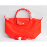 Longchamp Le Pliage Neo Small - Hot Red