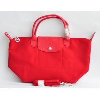 Longchamp Le Pliage Neo Small - Red