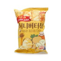 Honey Butter Chip 60g X 12Pcs