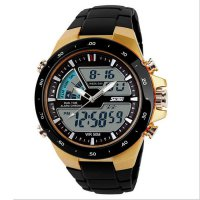 SKMEI DG1016 Original Men Digital Analog Watch - Jam Tangan Pria 1016