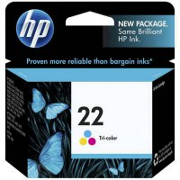 [Limited Offer] HP 22 Colour - Original Catridge