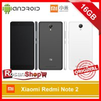 Xiaomi Redmi Note 2 16GB Ram 2GB Original 100% GARANSI 1Thn ( white , Blue , Pink , Black )