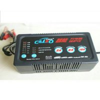 Charger Aki / Portable Car Battery Charger 12V/6A/10A Murahh