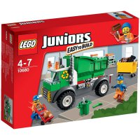 Lego Juniors 10680 Garbage Truck