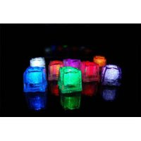 Lampu Es Batu Mini Ice Cube LED