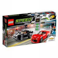 Lego Speed 75874 Chevrolet Camaro Drag Race