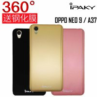 Case iPaky 360 For Oppo Neo 9 / A37 Full Protection Cover Casing Full