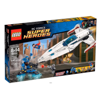 Lego Super Heroes 76028 Darkseid Invasion