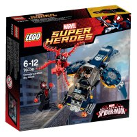 Lego Super Heroes 76036 Carnage's SHIELD Sky Attack