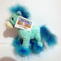 Boneka Kuda Blue Horse Doll Animal Alley Original Toys r Us