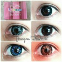 Softlens Be Seen Rainbow Bloom Original