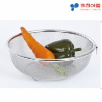 The hygienic stainless steel with round basket 中 I do not have to worry about endocrine disruptors kitchenware stainless steel basket wicker tray chaemang