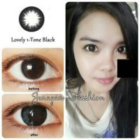 Softlens Living Colour Lovely 1 Tone ORIGINAL