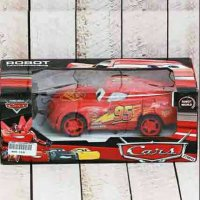 RC ROBOT TRANSFORMERS CARS MCQUEEN